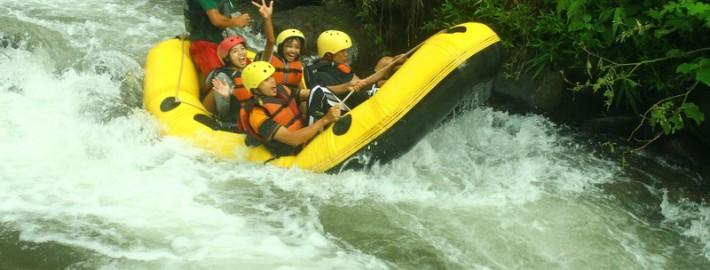 rafting keren