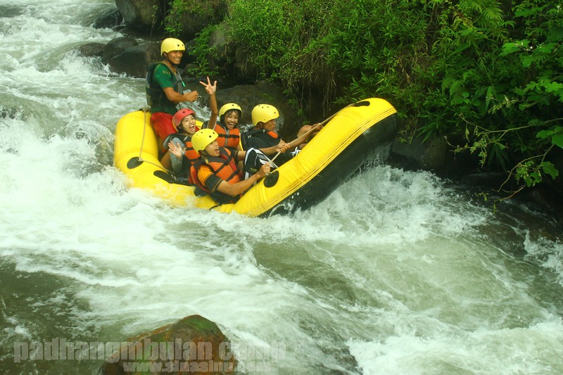 Amazing Obech Rafting