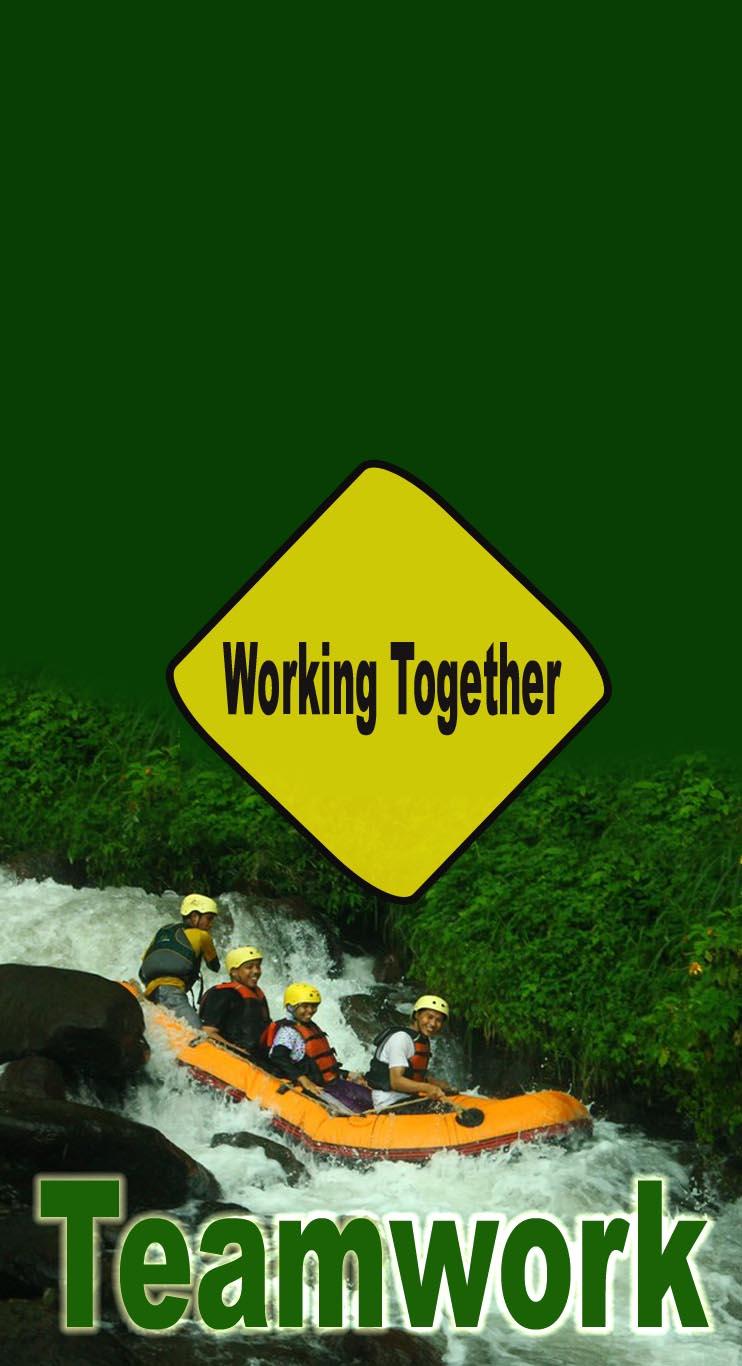 Teamwork : mengembangkan tiada henti