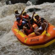 batu rafting