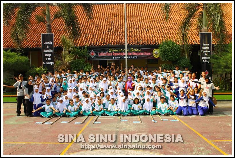 LDKS SMPN 3 Praban Surabaya