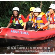 arussina rafting