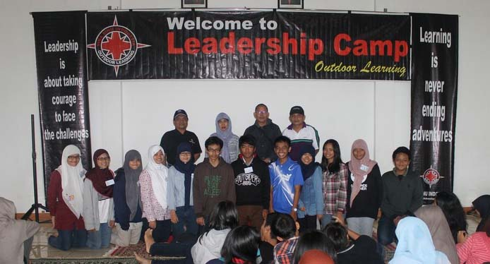 Leadership Camp SMAN 1 Surabaya