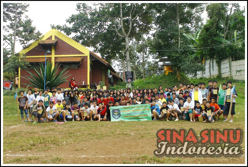 Leadership Camp SMPK Angelus Custos Surabaya