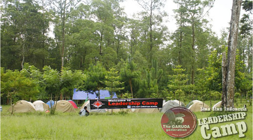 Coban Rondo, Lokasi outbound di Malang